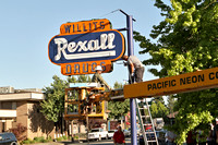 2013 | Rexall Sign Removed