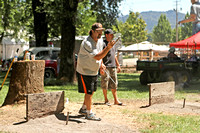 Horseshoe Tourney - 7.4.13
